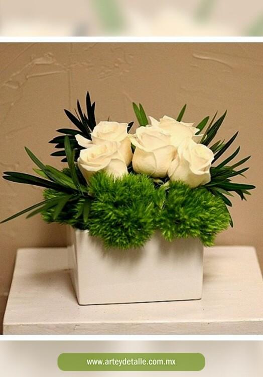 Flores de Mesa para Eventos en CDMX