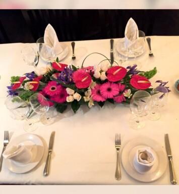 Envió de Flores para Eventos en CDMX