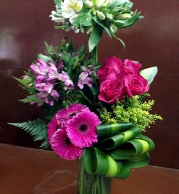 Arreglo de Flores Primaverales a Domicilio en CDMX